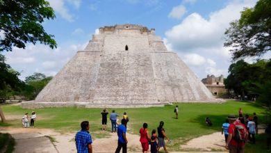 Photo de Uxmal, la route Puuc, et leurs époustouflantes cités mayas (au Yucatan)