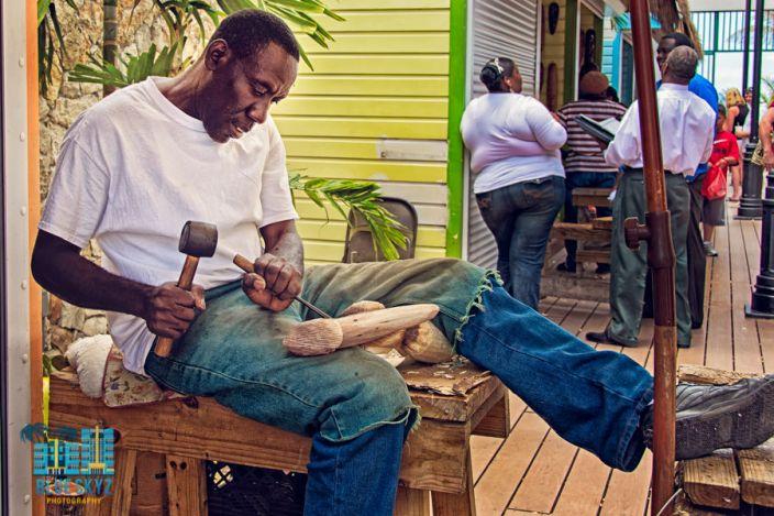 Bahamas New Providence Nassau Straw Market