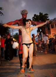 La Fantasy Fest de Key West