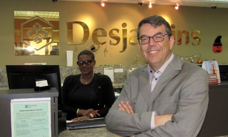 Louis Rhéaume, président de la Desjardins Bank en Floride