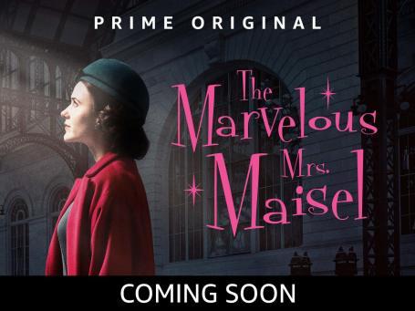 The Marvelous Mrs. Maisel (saison 2)
