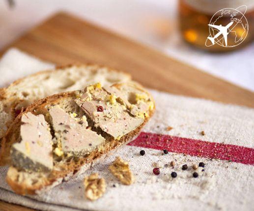 Foie gras authentique