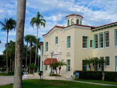 L'ancienne école à Delray Beach