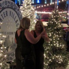 Les illuminations de Noël le 31 décembre à Tampa