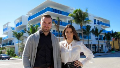 The One : des condos de luxe en vente à Lake Worth en Floride