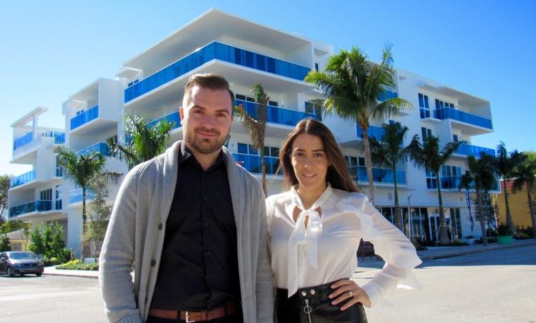 The One : des condos de luxe en vente à Lake Worth en Floride