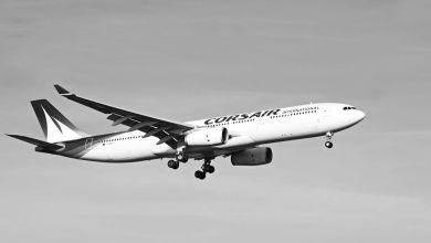 vols avec avions A330 sur la ligne aérienne Paris-Miami avec Corsair