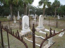 Cimetière à Apalachicola