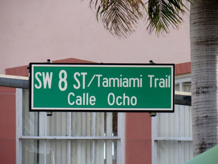 Calle Ocho, le cœur du quartier cubain de Miami