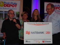 Tournoi de golf Natbank : 53000$ recueillis lors du 11e Happening Richard Marchand
