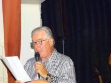 Cocktail de départ à la retraite de Daniel Veilleux, ex-président de la Desjardins Bank