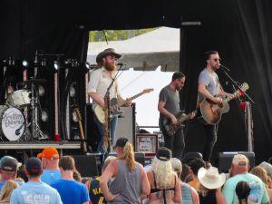 Brothers Osborne à la Sugar Fest de Clewiston