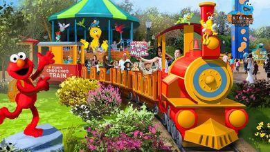 Photo of SeaWorld d'Orlando : Ouverture d'une Sesame Street