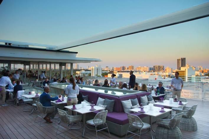 Restaurant Juvia à Miami