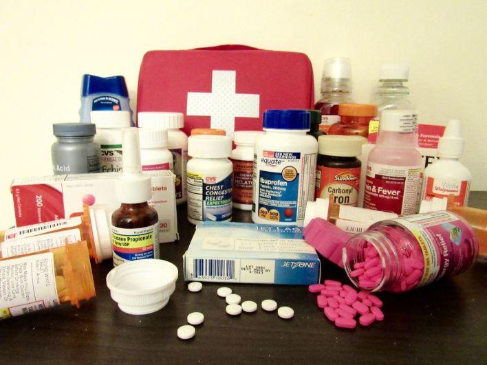 Les pharmacies et médicaments aux Etats-Unis
