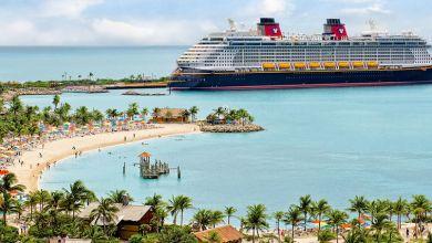Photo de Six îles des Bahamas qui appartiennent à des compagnies de croisière