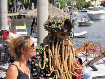 Le Pirate Festival de Fort Lauderdale