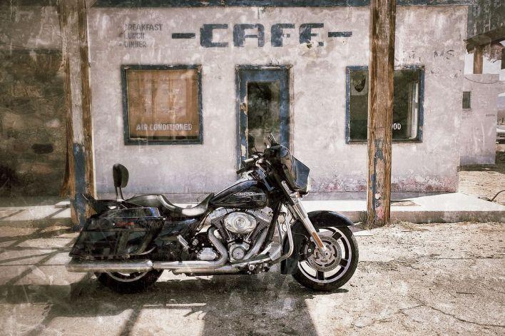 Le Wayside Cafe à Essex en Californie