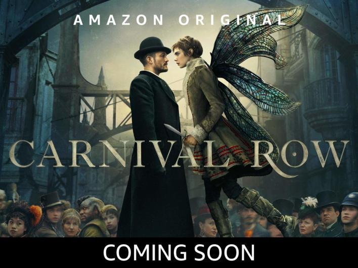 série Carnival Row sur Amazon