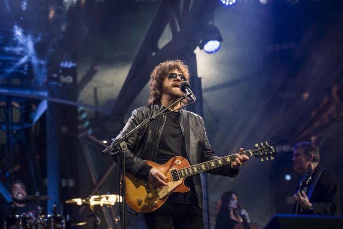 Jeff Lynne's Elo concert à Miami