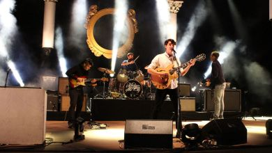 Photo of Vampire Weekend : notre disque de l'été, « Father of the Bride » !