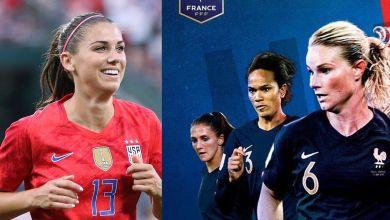 Photo de Où voir le match choc France-USA de football à Miami, Palm Beach et Orlando (coupe du monde de soccer féminin)