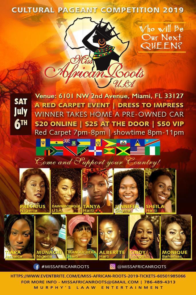 Miss African Roots USA