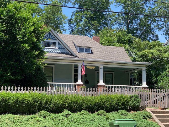 Une maison à Atlanta