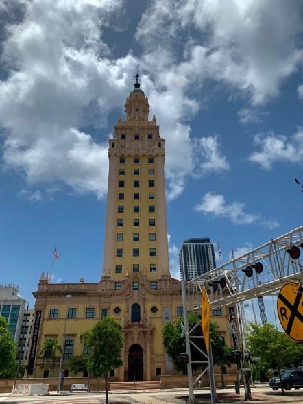 La Freedom Tower de Miami