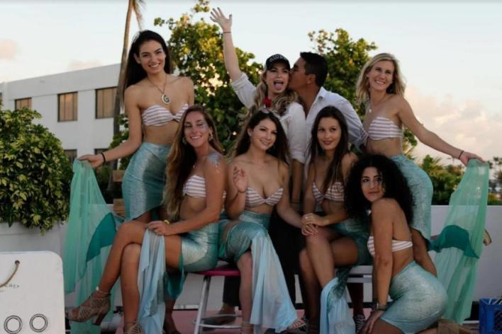 1000 Mermaids Fundraising Dinner