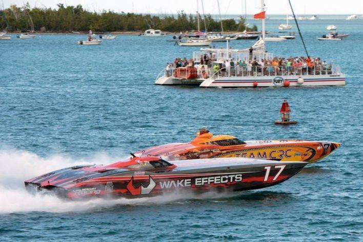 Key West Powerboat Races