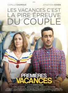 Affiche du film Premières Vacances