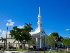 La First Baptist Church à Pompano Beach