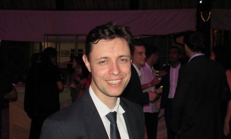 """Benoît Duverneuil, tête de liste """"En Marche"""" pour la circonscription de Miami"""