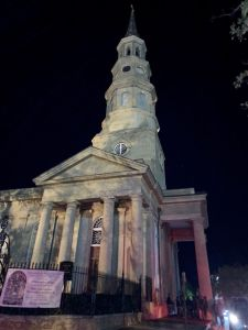 Ghost tour de Charleston