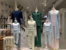 Extraordinaire boutique de pyjamas sur King Street