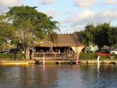 Tiki bar à Pompano Beach