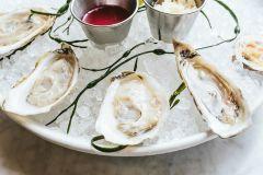 Huîtres à Charleston