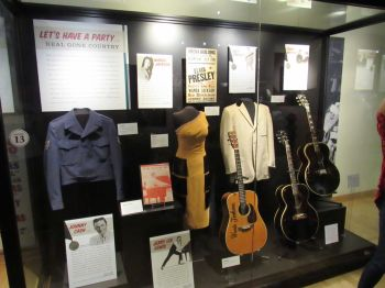 Country Music Hall of Fame de Nashville