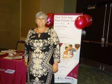 Patricia Chaput, Keyes Property Management, Réussir en Floride Du 9 au 13 décembre 2019