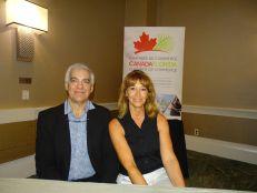 Marcel Racicot et Manon Boissonneault, CCCF, Réussir en Floride Du 9 au 13 décembre 2019
