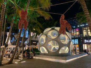 L'art Week dans le quartier du Design District à Miami