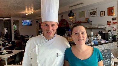 Photo of Votre restaurant franco-italien à North Miami : M & V Café