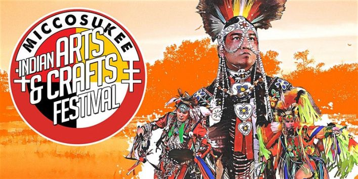 Miccosukee Indian Arts and Crafts Festival