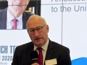 Philippe Etienne, ambassadeur de France à Washington