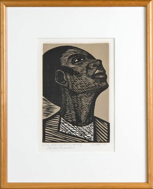Elizabeth Catlett : The Future of Equality