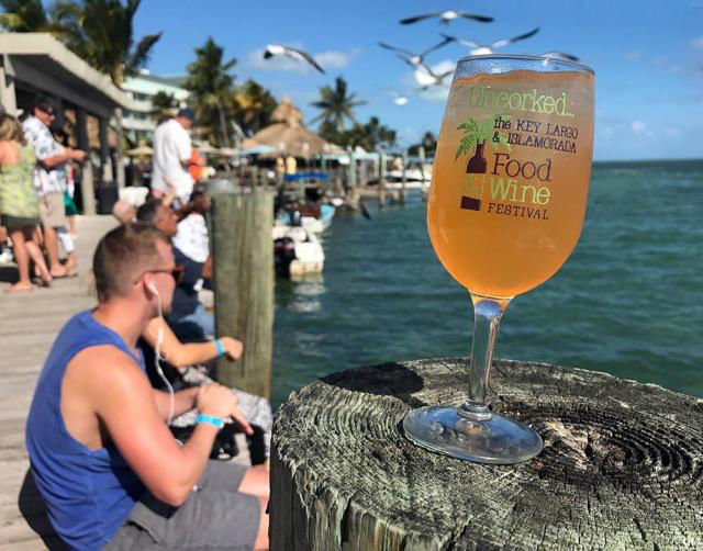 Uncorked : Key Largo Food and Wine Festival