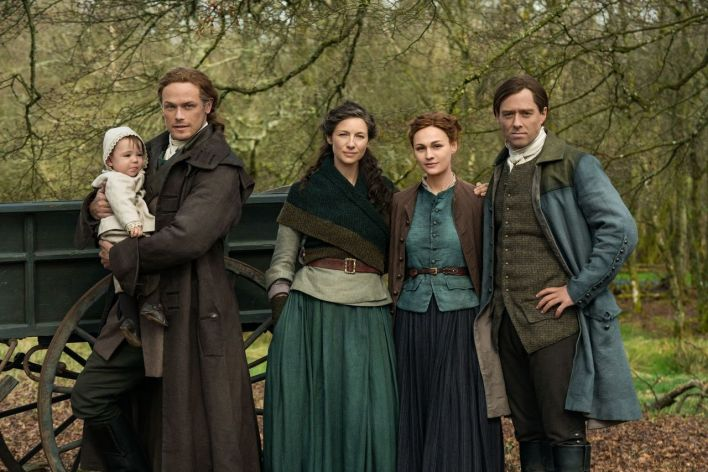 Outlander (saison 5) sur Amazon Prime