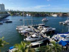 La rivière Intracoastal à Fort Lauderdale