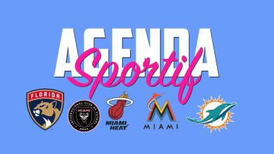 Photo de Calendrier sportif d'Avril 2020 à Miami : Florida Panthers, Miami Heat, Inter Miami CF et Miami Marlins